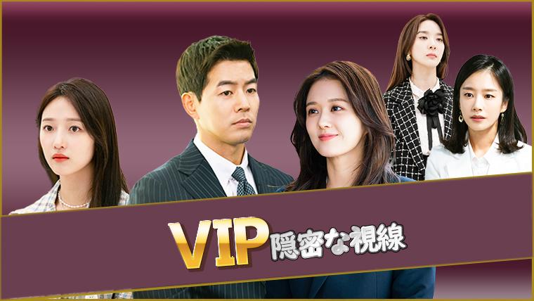 韓国ドラマ-VIP