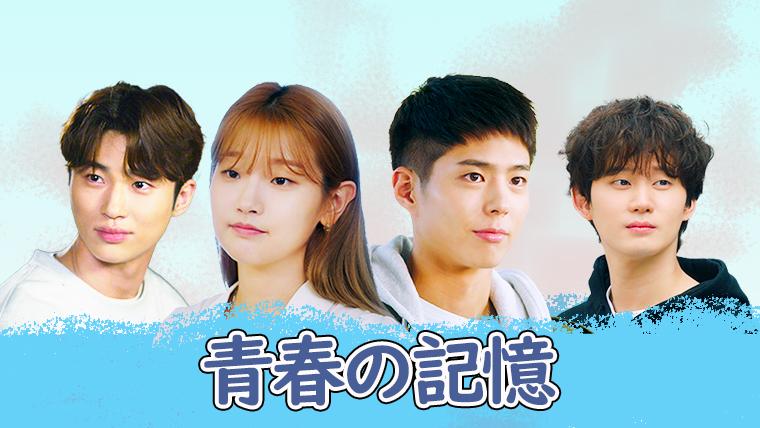 韓国ドラマ-青春の記録