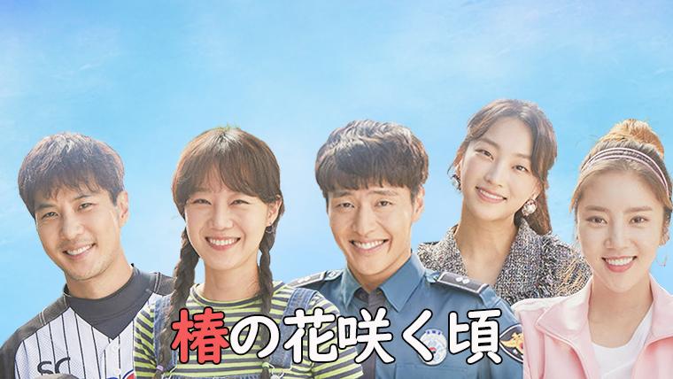 韓国ドラマ-椿の花咲く頃